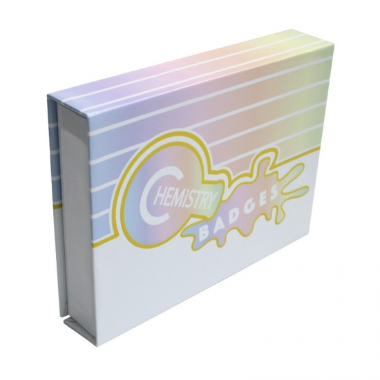 Colorful magnetic box