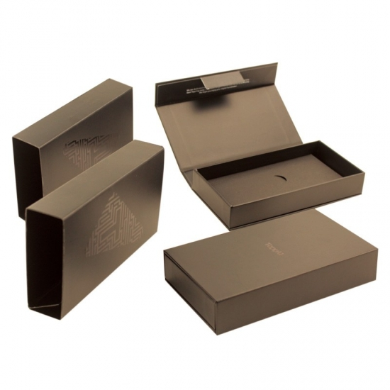 Small magnetic closure gift box