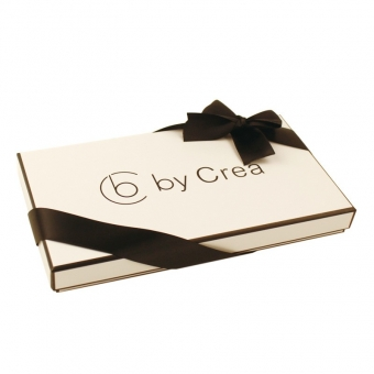 mini ribbon bowknot decorative white gift boxes with lids