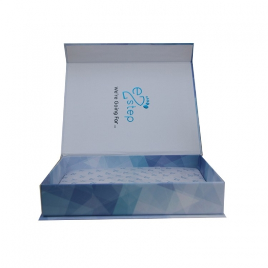 Blue Book Shaped Storage Box