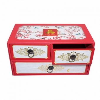 Luxury appearance high-grade jewelry custom drawer boxes