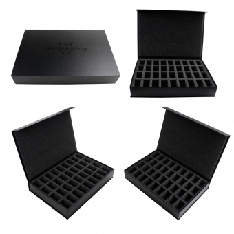 Black Master Lock Magnetic Key Case Box