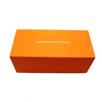 Orange Magnetic Closure Boxes Wholesale