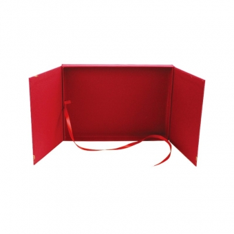 Red Colored Cardboard Boxes