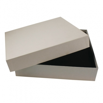 White Boxes with Lids