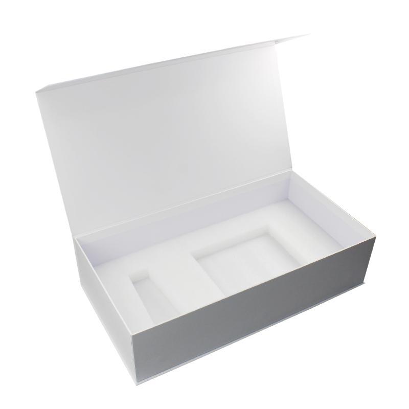 White Magnetic Boxes Wholesale