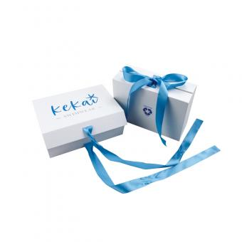 White Gift Boxes With Ribbon