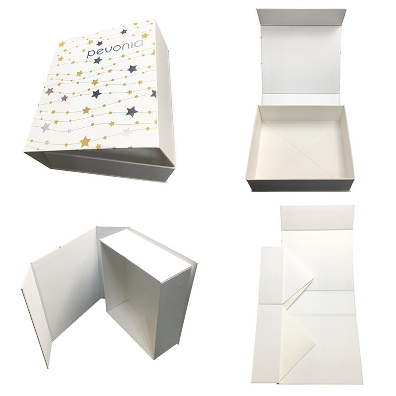 Folding Lid Cardboard Boxes